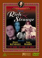 Rich and Strange - Australian DVD cover (xs thumbnail)