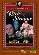 Rich and Strange - Australian DVD movie cover (xs thumbnail)