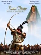 Juan Diego: El indio de Guadalupe - Mexican Movie Poster (xs thumbnail)