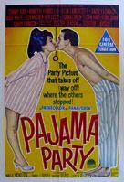 Pajama Party - Australian Movie Poster (xs thumbnail)
