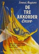 Encore - Danish Movie Poster (xs thumbnail)