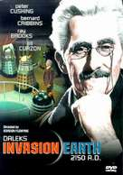Daleks' Invasion Earth: 2150 A.D. - DVD movie cover (xs thumbnail)