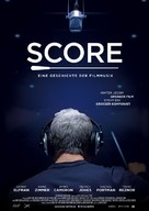 SCORE: A Film Music Documentary - German Movie Poster (xs thumbnail)