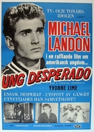 I Was a Teenage Werewolf - Swedish Movie Poster (xs thumbnail)