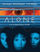 Alone - British DVD movie cover (xs thumbnail)