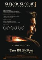 There Will Be Blood - Spanish Movie Poster (xs thumbnail)