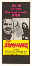 The Shining - Australian Movie Poster (xs thumbnail)