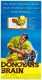 Donovan's Brain - Movie Poster (xs thumbnail)