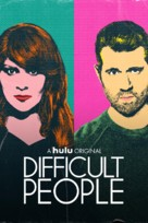"""""""Difficult People"""" - Movie Cover (xs thumbnail)"""