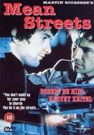 Mean Streets - British DVD movie cover (xs thumbnail)