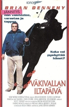In Broad Daylight - Finnish VHS movie cover (xs thumbnail)
