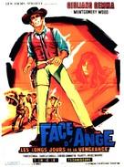 I lunghi giorni della vendetta - French Movie Poster (xs thumbnail)