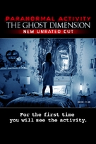 Paranormal Activity: The Ghost Dimension - Movie Cover (xs thumbnail)
