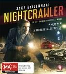 Nightcrawler - Australian Blu-Ray cover (xs thumbnail)