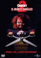 Child's Play 2 - Argentinian Movie Cover (xs thumbnail)