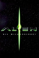 Alien: Resurrection - German Movie Poster (xs thumbnail)