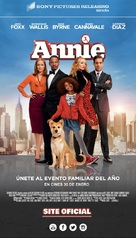 Annie - Spanish poster (xs thumbnail)