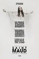 Saint Maud - Movie Poster (xs thumbnail)