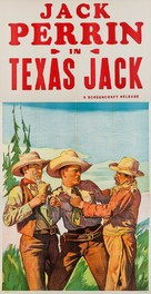 Texas Jack - Movie Poster (xs thumbnail)