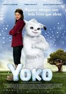 Yoko - Spanish Movie Poster (xs thumbnail)