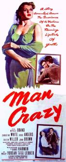 Man Crazy - Movie Poster (xs thumbnail)