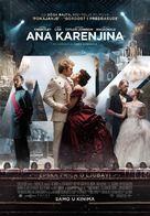 Anna Karenina - Croatian Movie Poster (xs thumbnail)