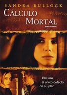Murder by Numbers - Argentinian DVD movie cover (xs thumbnail)