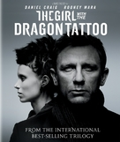 The Girl with the Dragon Tattoo - Blu-Ray cover (xs thumbnail)