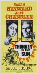 Thunder in the Sun - Movie Poster (xs thumbnail)