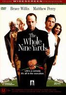 The Whole Nine Yards - Australian DVD movie cover (xs thumbnail)