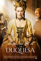 The Duchess - Mexican Movie Poster (xs thumbnail)