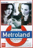Metroland - French Movie Poster (xs thumbnail)