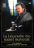 La leggenda del santo bevitore - French DVD cover (xs thumbnail)