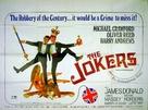 The Jokers - British Movie Poster (xs thumbnail)