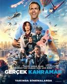 Free Guy - Turkish Movie Poster (xs thumbnail)
