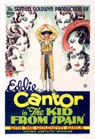 The Kid from Spain - Movie Poster (xs thumbnail)