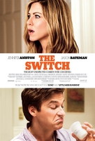 The Switch - Canadian Movie Poster (xs thumbnail)