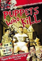 """""""Puppets Who Kill"""" - Canadian Movie Cover (xs thumbnail)"""
