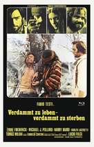 Quattro dell'apocalisse, I - German Blu-Ray movie cover (xs thumbnail)
