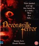 The Devonsville Terror - British Movie Cover (xs thumbnail)