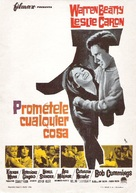 Promise Her Anything - Spanish Movie Poster (xs thumbnail)