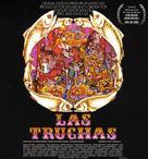 Las truchas - Spanish Movie Poster (xs thumbnail)