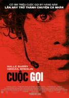The Call - Vietnamese Movie Poster (xs thumbnail)