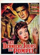 Gli ultimi giorni di Pompei - Belgian Movie Poster (xs thumbnail)
