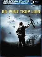 A Bridge Too Far - French Blu-Ray cover (xs thumbnail)