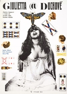Giulietta degli spiriti - Czech Movie Poster (xs thumbnail)
