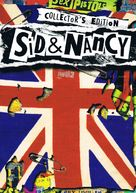 Sid and Nancy - DVD cover (xs thumbnail)