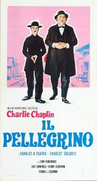 The Pilgrim - Italian Movie Poster (xs thumbnail)