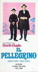 The Pilgrim - Italian Movie Poster (xs thumbnail)