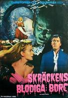 Die Schlangengrube und das Pendel - Swedish Movie Poster (xs thumbnail)